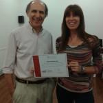 Con Diploma ICF Andy Carrera de coaching organizacional