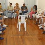 Realizando examen en la carrera de coaching organizacional