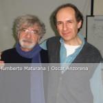 Humberto Maturana y Oscar Anzorena - instructor de cursos de coaching