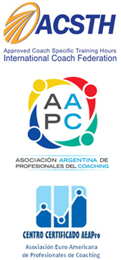 Logo de la international coach federation