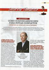 Entrevista Oscar Anzorena Buena Salud
