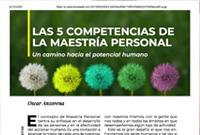 Las 5 competencias de la Maestría Personal
